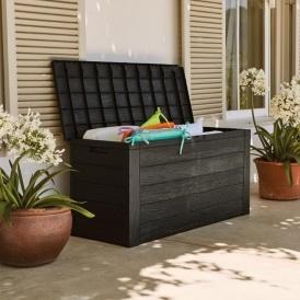 Florabest All Purpose Garden Storage Box Lidl