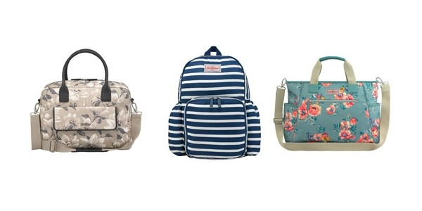 20% Off Nappy Bags & FREE Delivery Over £25 @ Cath Kidston