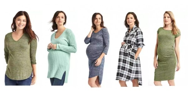 Up To 60% Off Maternity Sale + Extra 25% Off (Using Code) @ Gap