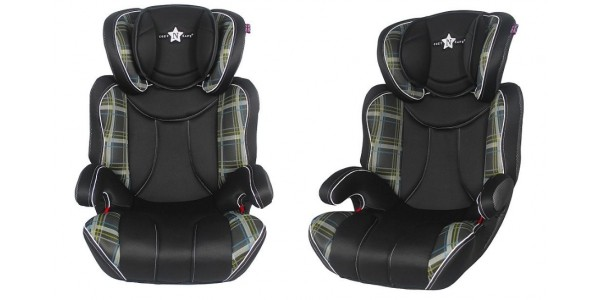 Cozy N Safe K2 High Back Booster Car Seat Group 2-3 £20 (was £60) @ Tesco Direct
