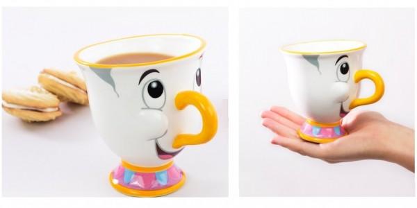 Pre-Order: Beauty And The Beast Chip Mug £12.99 @ Firebox