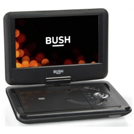 Bush 9 Inch Portable Dvd Player 163 39 99 Argos
