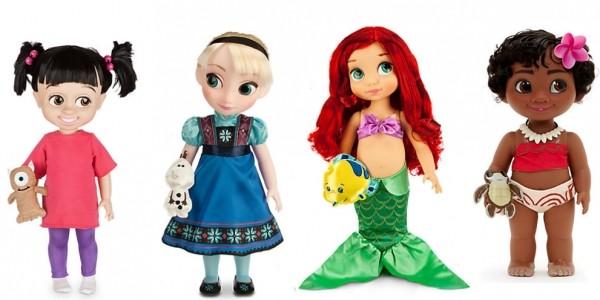 20% Off Animator Dolls @ Disney Store
