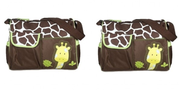 Giraffe Changing Bag £1.99 Delivered @ Amazon Seller: yagexun (Expired)