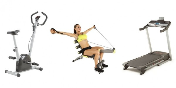 Fitness Machines From £30 @ Tesco Direct