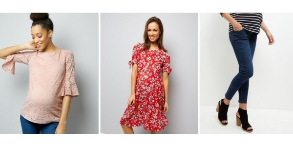 Up To 60% Off Maternity Wear @ New Look