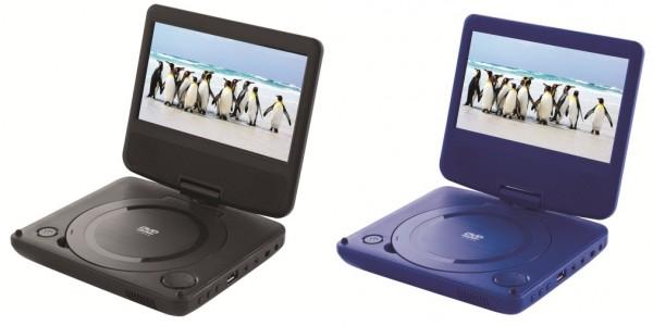 Polaroid 7 Inch Portable DVD Player £32 @ Asda George