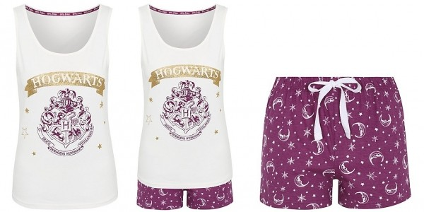 NEW Women's Harry Potter Pyjamas £10 @ Asda George