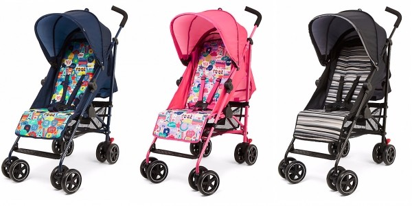 Selected Mothercare Nanu Strollers Now £45 (was £55)