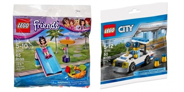 FREE Lego Set Worth £4.99 When You Spend £15 On Lego @ Toys R Us