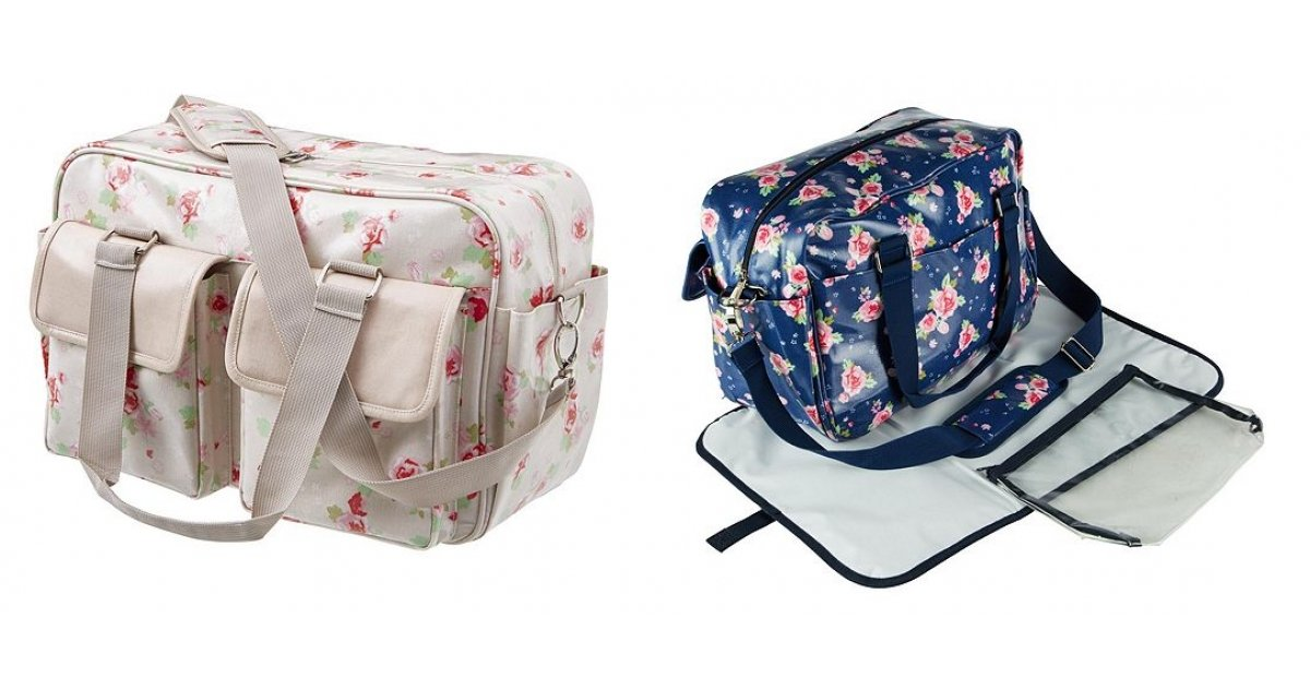 Floral baby changing bags 15 each was 25 tesco direct negle Images