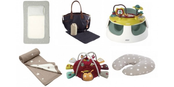 Up To 60% Off Mamas & Papas Accessories @ BrandAlley