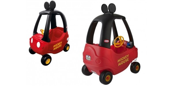 Little Tikes Mickey Mouse Cozy Coupe £34.99 With Free Delievery @ Argos eBay (Expired)