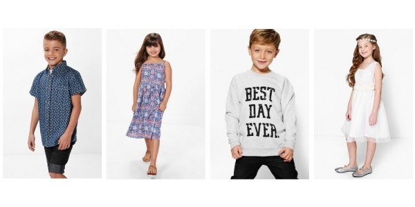 60% Off Kidswear (Using Code) @ Boohoo