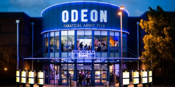 40% Off Odeon Cinema Tickets Using Code