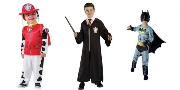 Harry Potter Outfit £6 Plus Other Fancy Dress Bargains @ Argos