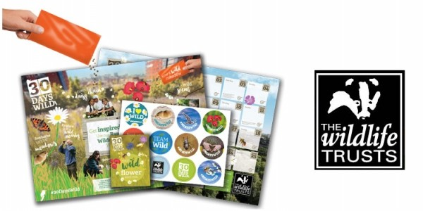 FREE 30 Day Wild Pack From The Wildlife Trusts