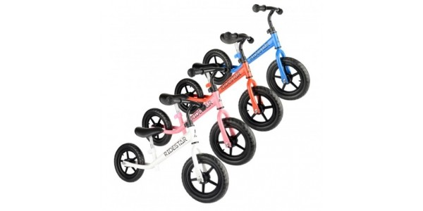 37% Off Ride Star Balance Bikes Now £21.99 @ This Is It