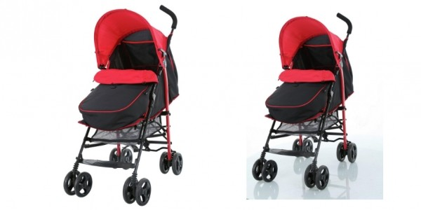 Fisher-Price Black and Red Pushchair With Footmuff £34.99 @ Argos