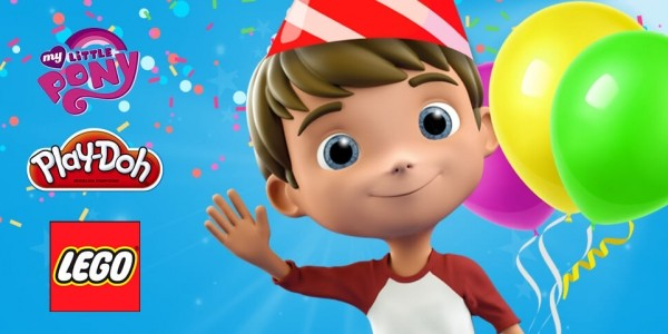 FREE Kids Party 27th May @ Smyths Toys