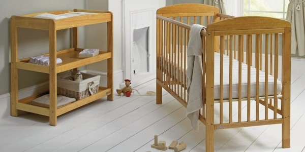 Mamas & Papas 2 Piece Cot & Changer Nursery Furniture Set £89.99 (was £199.99) @ Argos