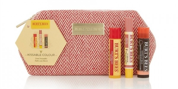 FREE Burt's Bees Gift Set Worth £16 When You Spend £15 On Burt's Bees @ Marks & Spencer