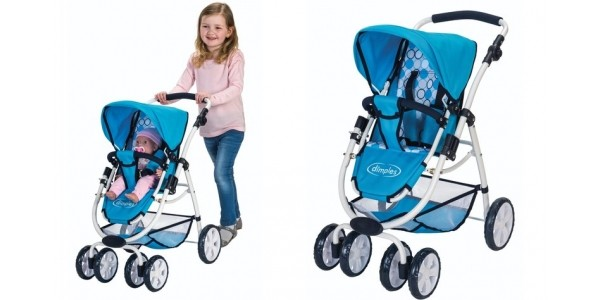 Dimples Poppy Doll Stroller £20 With Free Delivery @ Smyths Toys