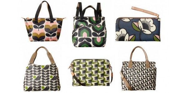 Up To 50% Off Orla Kiely Accessories + Extra 20% Off In Outlet Today Only @ BrandAlley