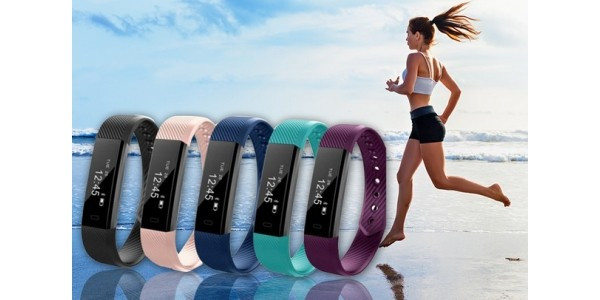 12 in 1 Touchscreen Fitness Tracker Just 12.99 @ Go Groopie