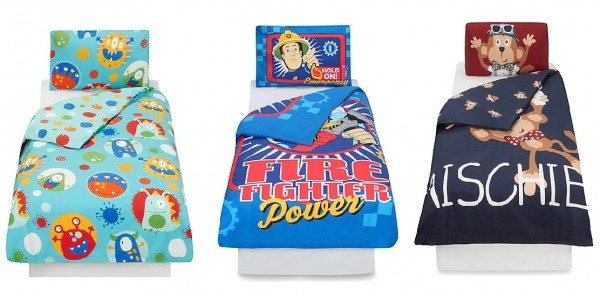 Toddler Bedding From £2.50 @ Asda George
