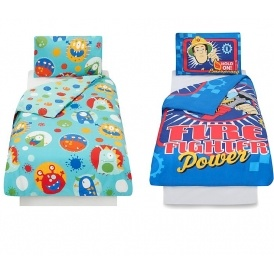 Toddler Bedding From £2.50