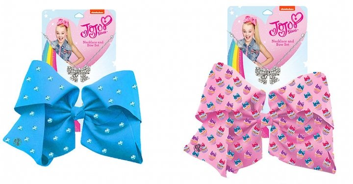 JoJo Bows Available To Pre-Order @ The Entertainer
