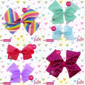 Lulu Bows Like JoJo Bows From Just 79p
