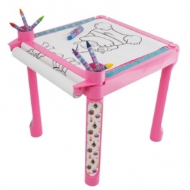 Trolls Colouring Table £9.99