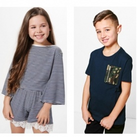 70% Off Children's Clothing (With Code)