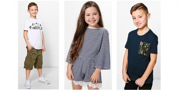 70% Off Children's Clothing (With Code) @ Boohoo