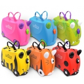 20% Off Trunki Ride On Suitcases