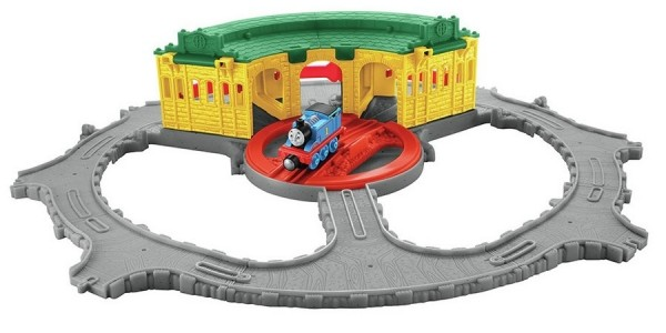 Thomas & Friends Take-n-Play Tidmouth Sheds £12.99 (was £29.99) @ Smyths Toys