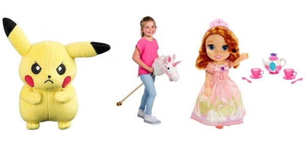 Toy Sale Now On: Prices Start From 50p @ Smyths