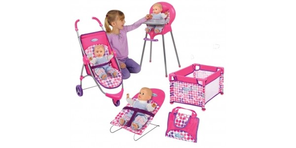 Graco Room Full of Fun Playset £29.99 (was £59.99) @ Toys R Us