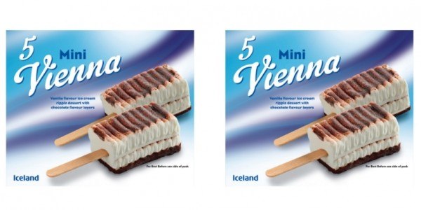 These Iceland Ice Lollies Are Like Mini Viennettas!