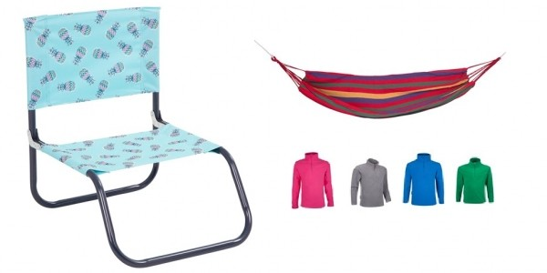 Outdoor Bargains From £3.99 @ Mountain Warehouse