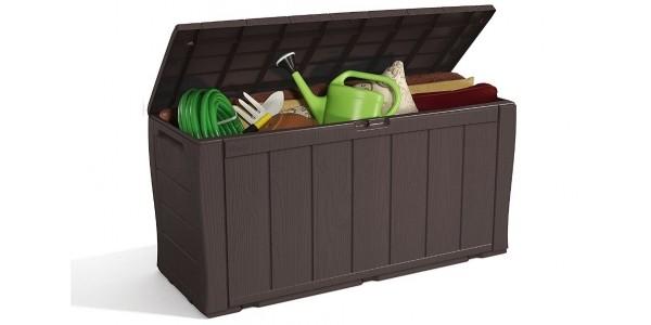 Keter Sherwood Garden Storage Box £28 @ Amazon / Tesco