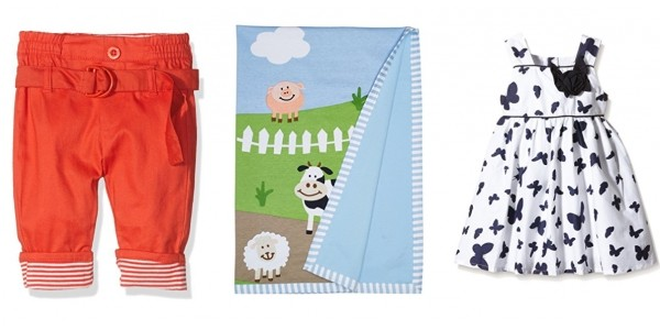 20% Off Selected Baby & Kidswear (With Code) For Amazon Family Members @ Amazon