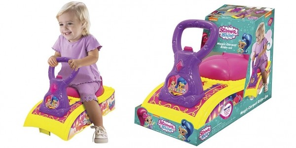 Shimmer And Shine Magic Carpet Ride On £15 @ Tesco Direct
