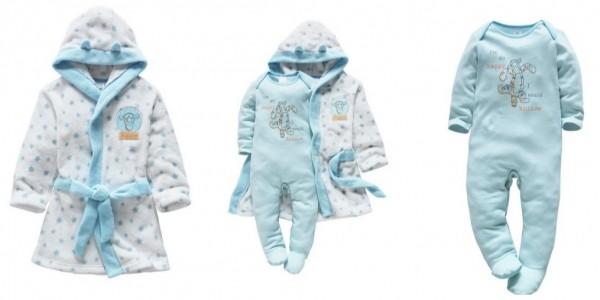 Tigger Baby Blue Gown & Pyjama Set £9.99 @ Argos