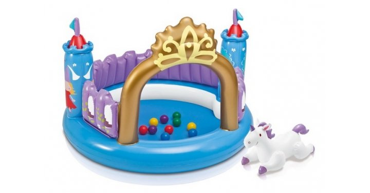 Magic Castle Inflatable Ball Pit Amp Unicorn 163 19 99 Was 163 29