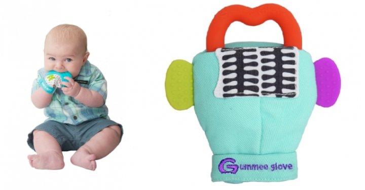 Gumme Glove Teething Mitten 163 13 99 Argos Toys R Us