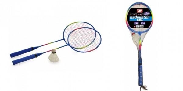 M.Y Metal Badminton Set £2 @ B&Q