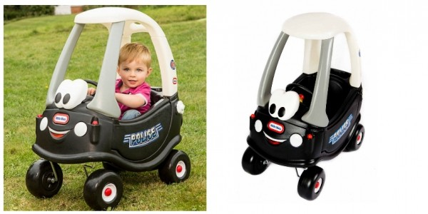 Little Tikes Cozy Coupe Police Car £34.65 Delivered (With Codes) @ Debenhams